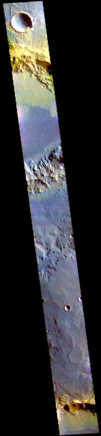 Noachis Terra in false color (THEMIS_IOTD_20190508)