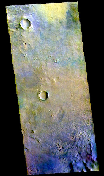 Noachis Terra in false color (THEMIS_IOTD_20190528)