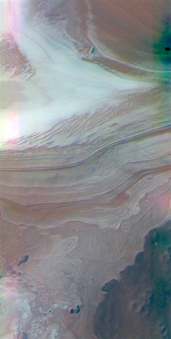Polar cap edge in false-color (THEMIS_IOTD_20190522)