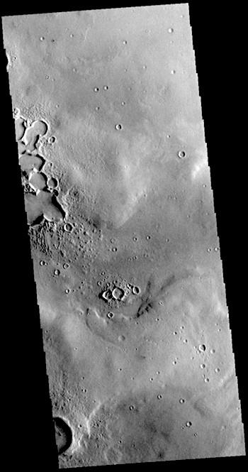 Sharp-rim craters (THEMIS_IOTD_20190627)