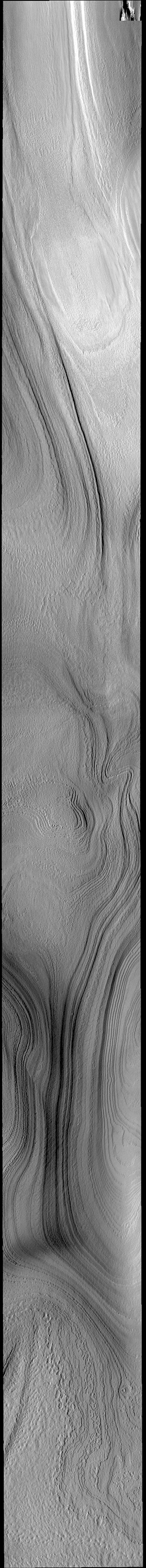 South polar layers swirl (THEMIS_IOTD_20190614)