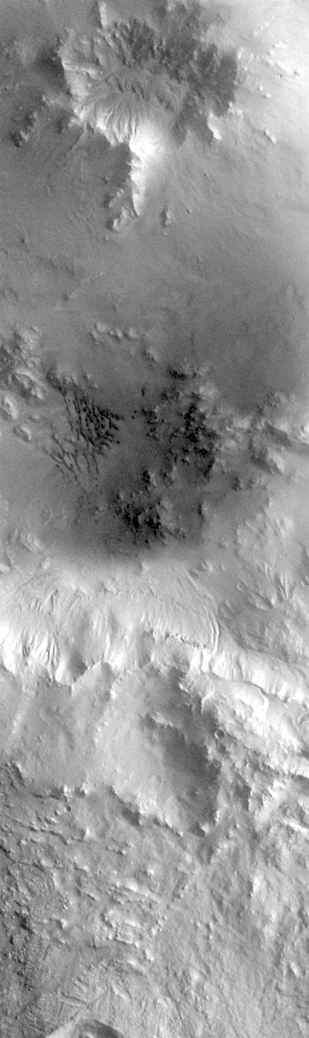Bamberg Crater dunes (THEMIS_IOTD_20190814)
