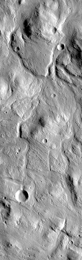 Channels in Acheron Fossae (THEMIS_IOTD_20190802)