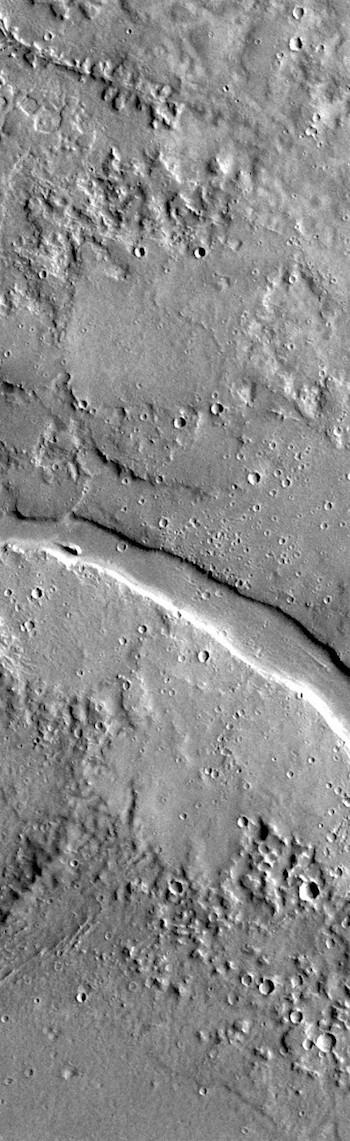 Granicus Valles channel (THEMIS_IOTD_20190822)