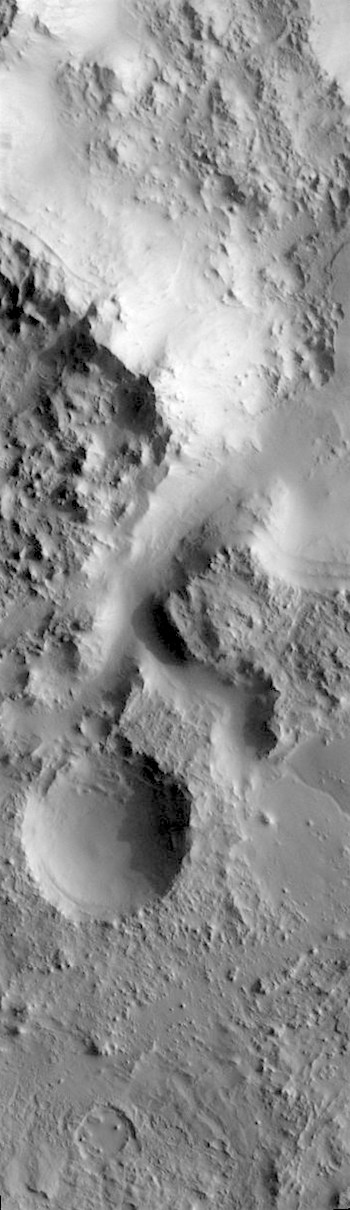 Terra Sabaea crater channel (THEMIS_IOTD_20190813)